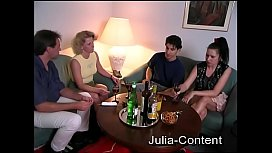 Couple meet Couple for Groupsex