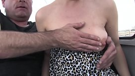 Free version - An old man touches a young girl'_s pussy but he has it small