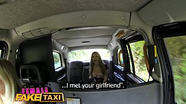 FemaleFakeTaxi Secret affair leads...