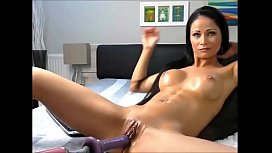 Milf does Camshow with...