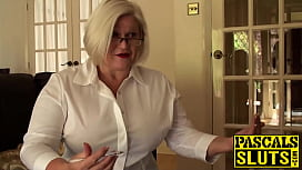Sex therapist Lacey Star...