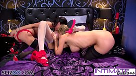 Intimate Lesbians - Amy Anderssen...