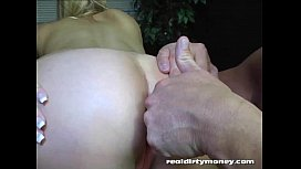Vanessa Cage Does Anal...