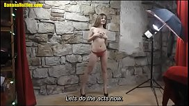 Small Teen Poses Naked...