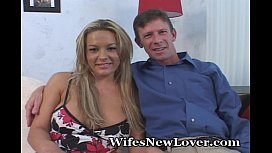 Hubby Encourages Wife To...