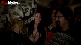 Halloween Sluts Gang Part 1 xxx video