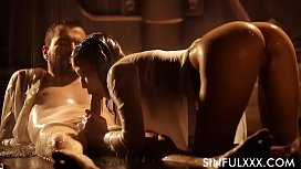 Super wet slow sensual...
