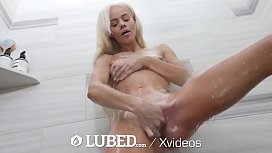 LUBED Oiled big dick...