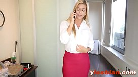Amazing babes Alexis and...