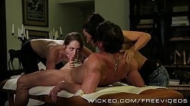 Wicked - Sexy threesome with...