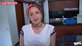 LETSDOEIT - Latina Maid Loves...