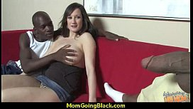 Beautiful mom with puffy pussy fuck a black dick 23