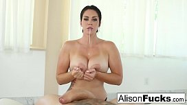 Alison Tylers Hot blowjob...