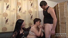 Casting Amateur French Couple...