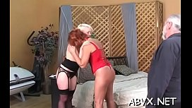 Sweet girl enjoys private moments of amateur servitude