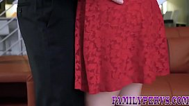 Real stepdaughter fucking and...