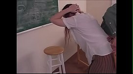Spanking Roleplay - Young readhead...