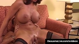 Hot Horny Cougar Deauxma...