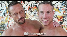 GayRoom - Myles Landon Daddy...