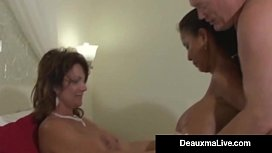 Busty Mommy Deauxma and...