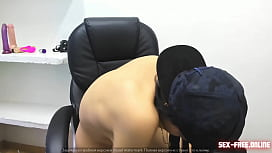Young Latina Girl Play With Hairy Pussy