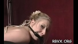 Juicy mature babe experiences true hardcore thraldom