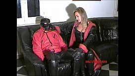 Couple Leather Fetish...
