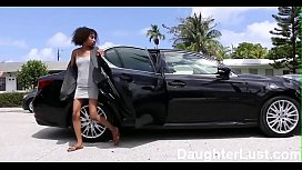 Ebony Daughters Punished and...