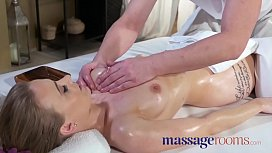 Massage Rooms Horny oiled...
