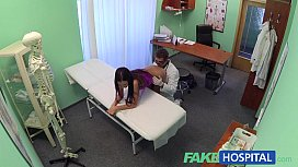 FakeHospital Slim gorgeous patient...