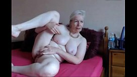 Hot UK granny...