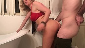 Girlfriend fucked in the...