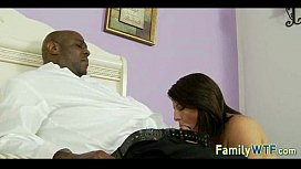 Daughter fucks her black dad 135