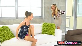Stressed stepmom catches teen using her vibrator toy