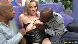 Double Penetration With Big...