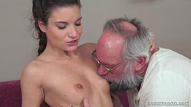 Anita Bellini Loves Grandpa...