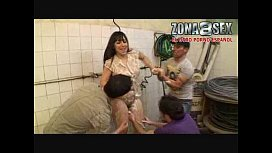 Teen party shower...