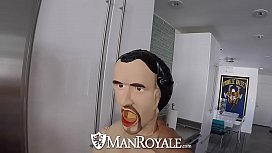 ManRoyale Blow up doll...
