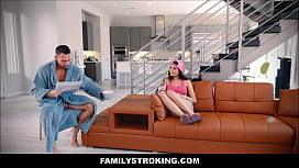 Hot Asian Teen Stepdaughter Fucked By Dad Next To Sleeping Mom