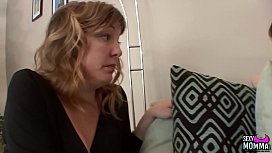 SEXYMOMMA - Teen gets completely...