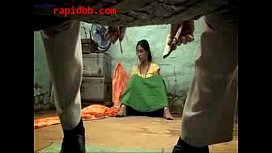 Village girl abused by...