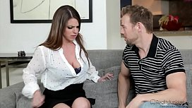 Brooklyn Chase Stunning Beauty Cock Riding
