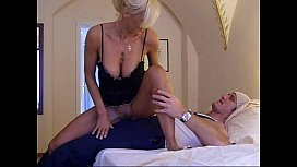 Hot euro milf from...