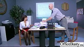 Sex Tape With Round Big Tits Horny Office Girl (reena sky) clip-27
