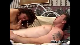 Chubby And Busty Mature Latina Pounding