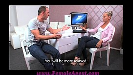 FemaleAgent Keen stud pesters...