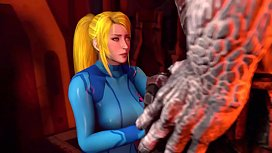 SAMUS AND UNKNOWN PLANET2...