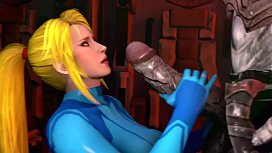 SAMUS AND UNKNOWN PLANET2