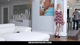 Bracefaced - Hot Teen With...