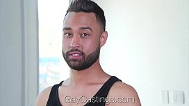 GayCastings - Newcomer Carson Cruise...
